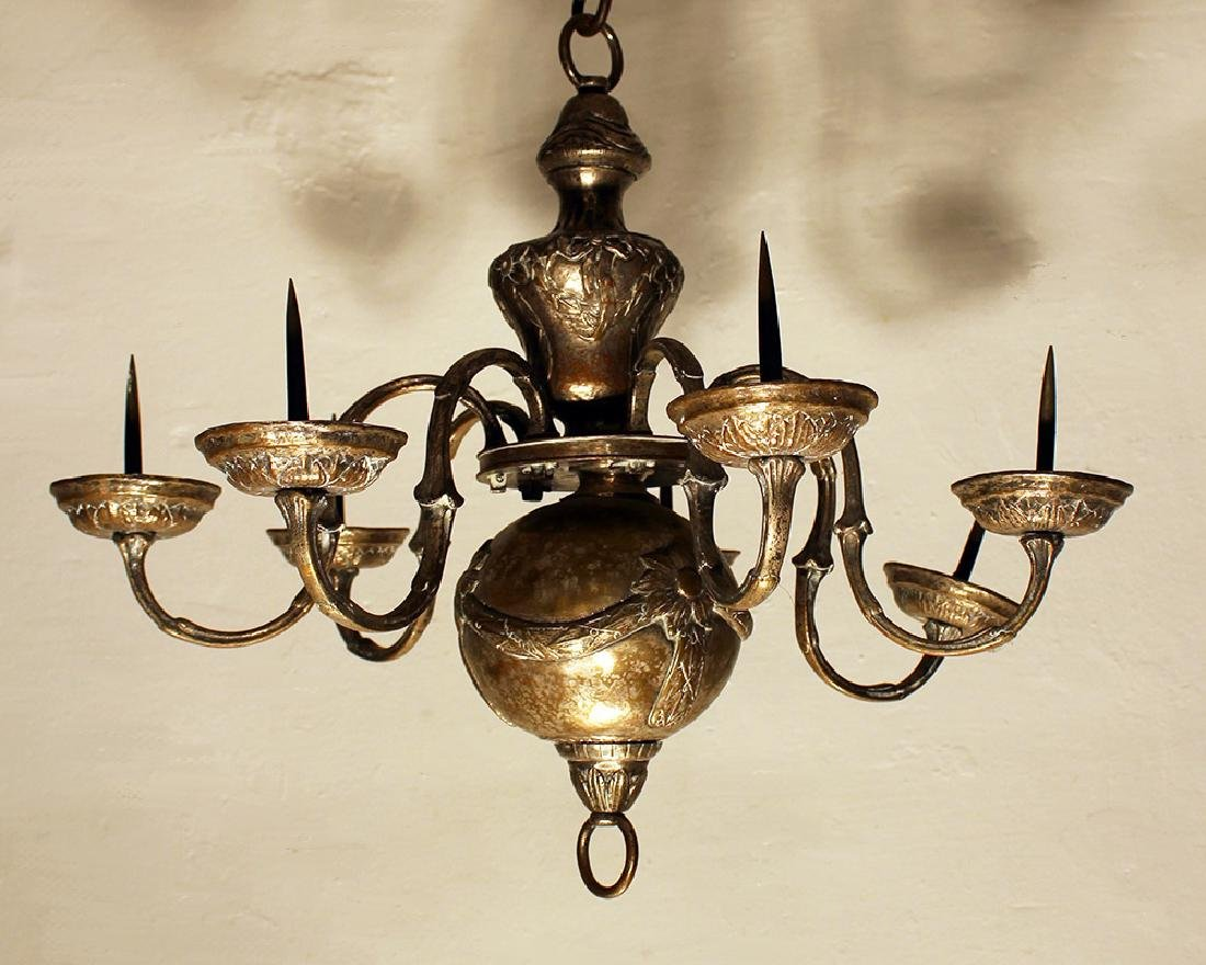 Small Louis XVI chandelier