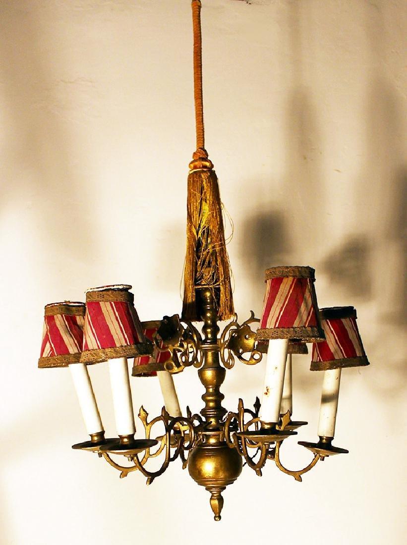 Small Flemisch chandelier