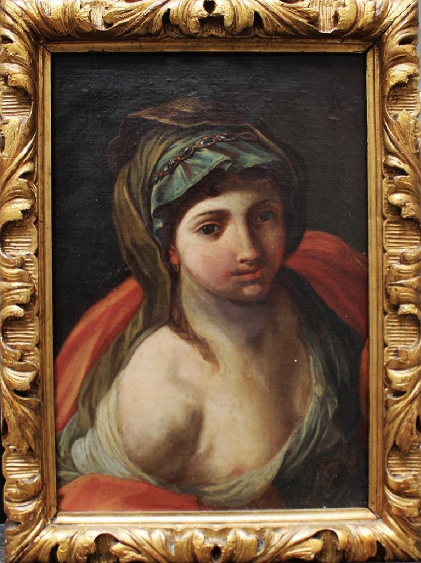 Italian artist around 1700