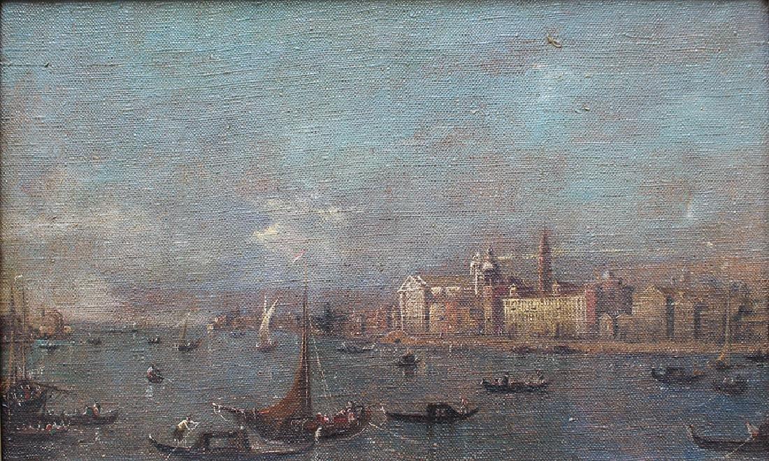 Francesco Guardi (1712-1793)-follower - 2