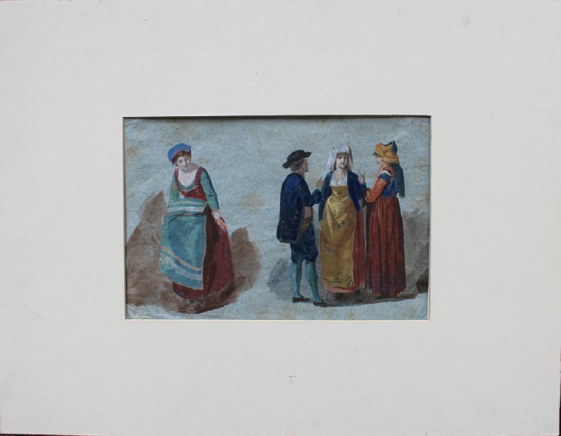 Venetian artist around 1800