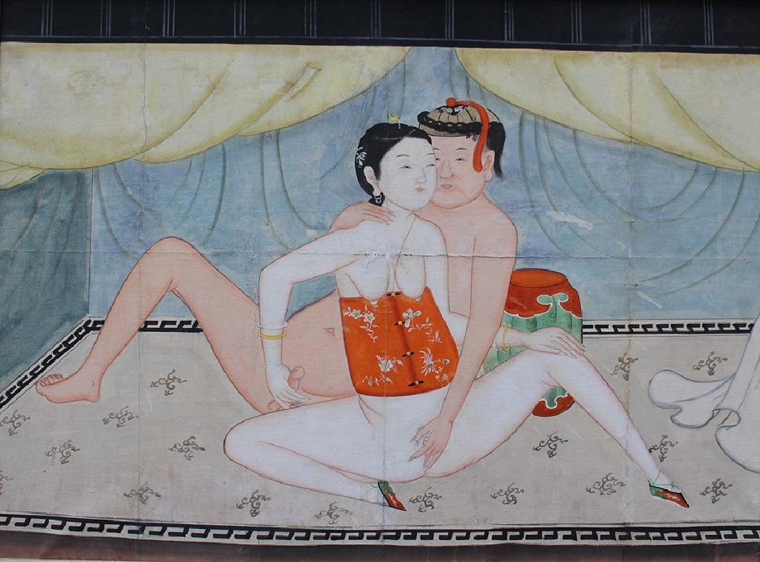Erotic painting - 2
