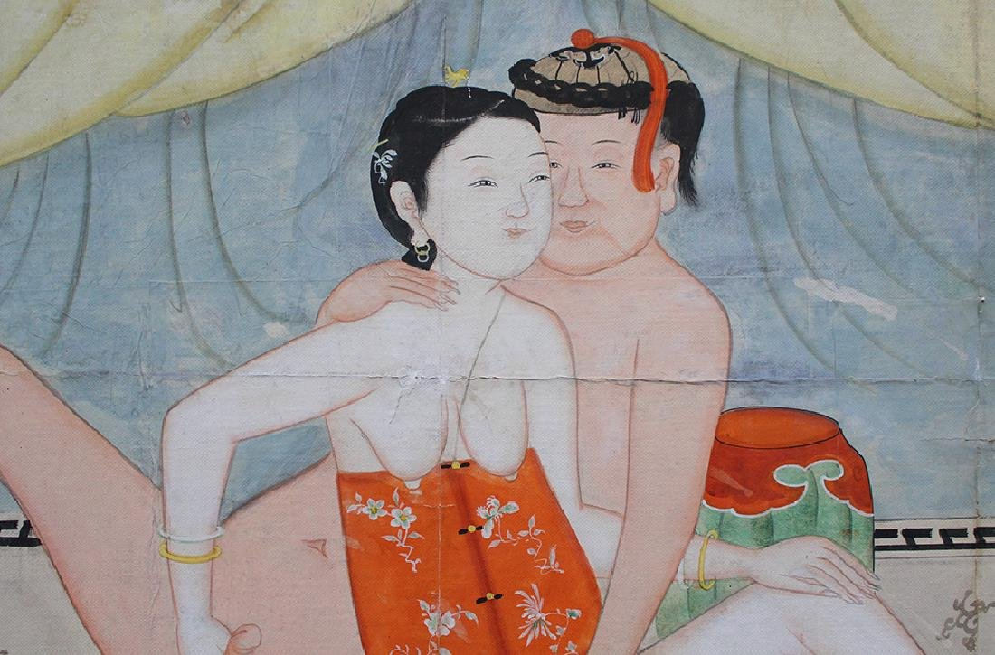 Erotic painting - 3