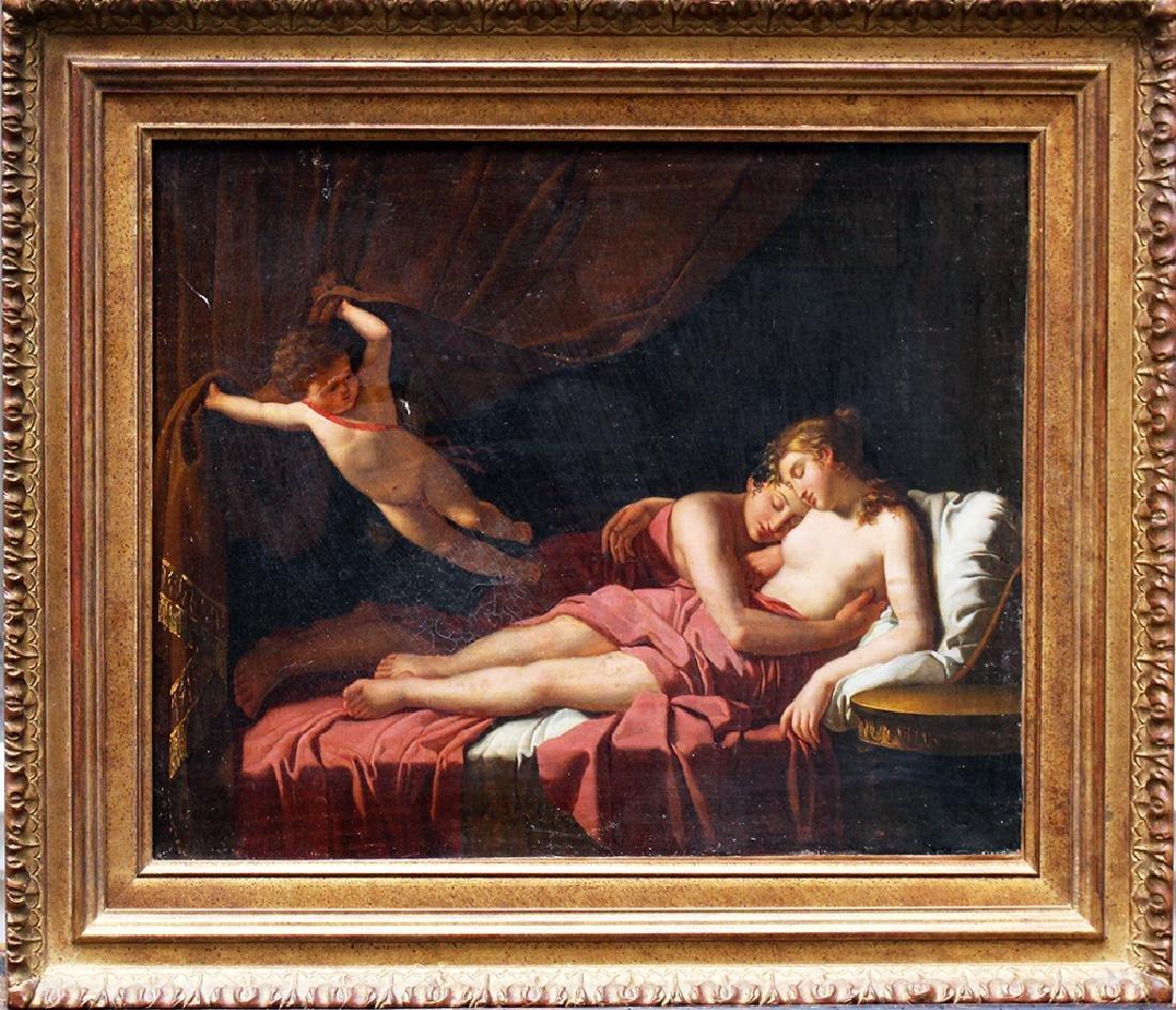 Jacques-Louis David (1748-1825)-circle