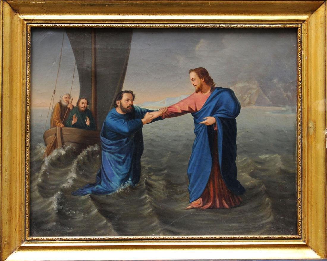 Nazarene artist 1st half 19th Century