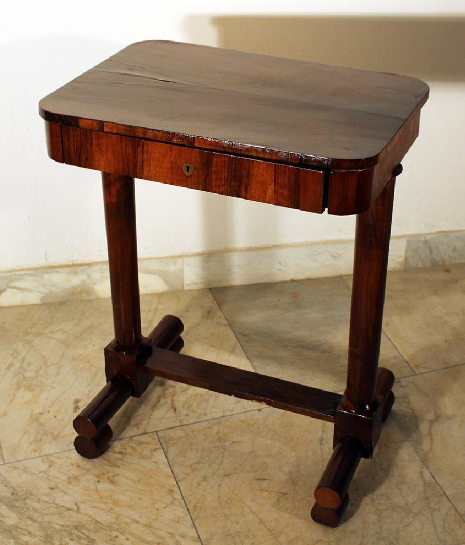A Vienna Biedermeier working table