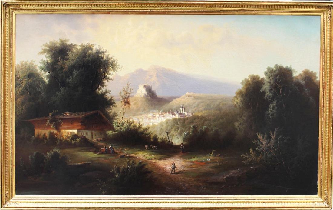 Franz Barbarini (1804-1873)