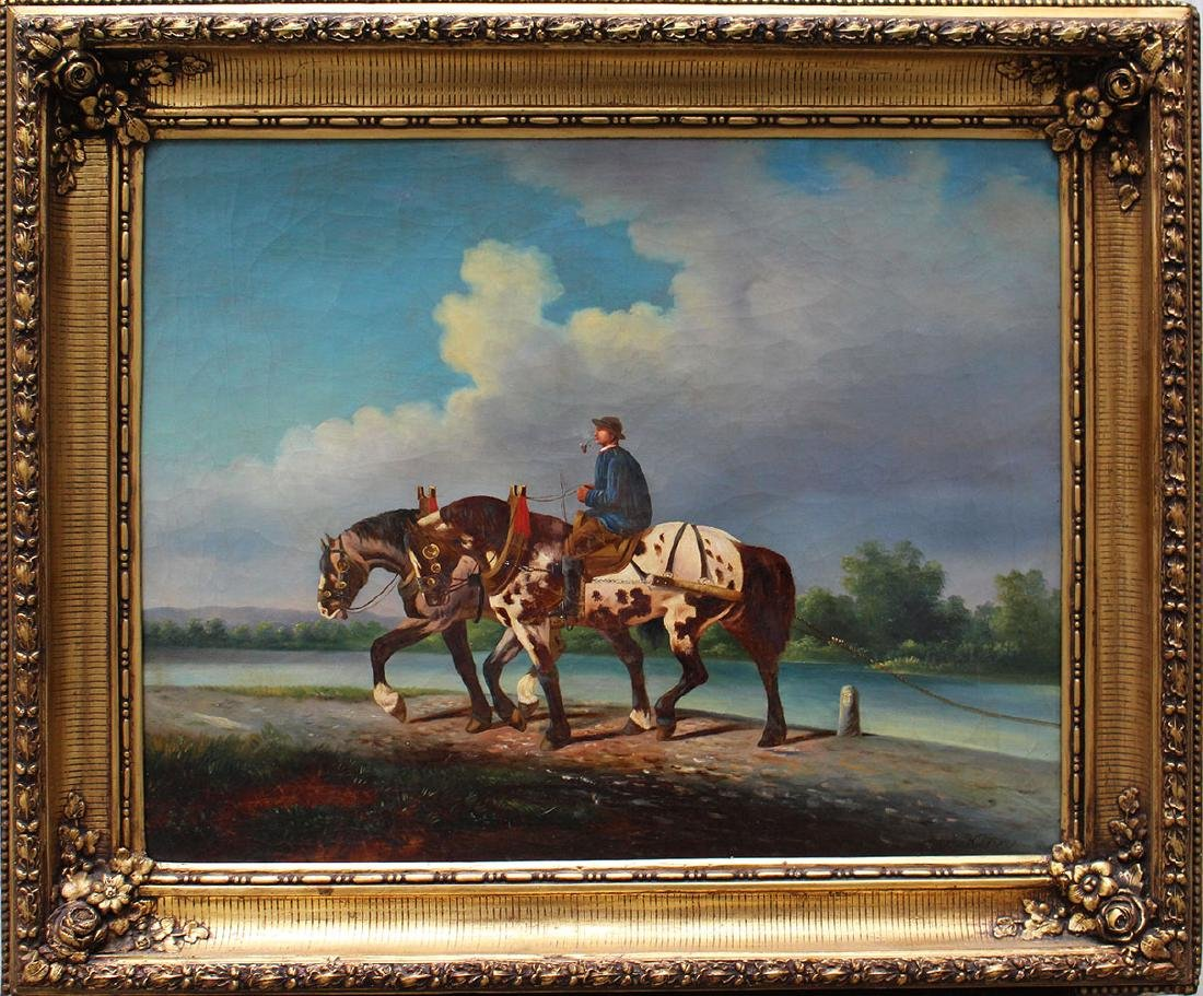 A. Klein, artist 19th Century