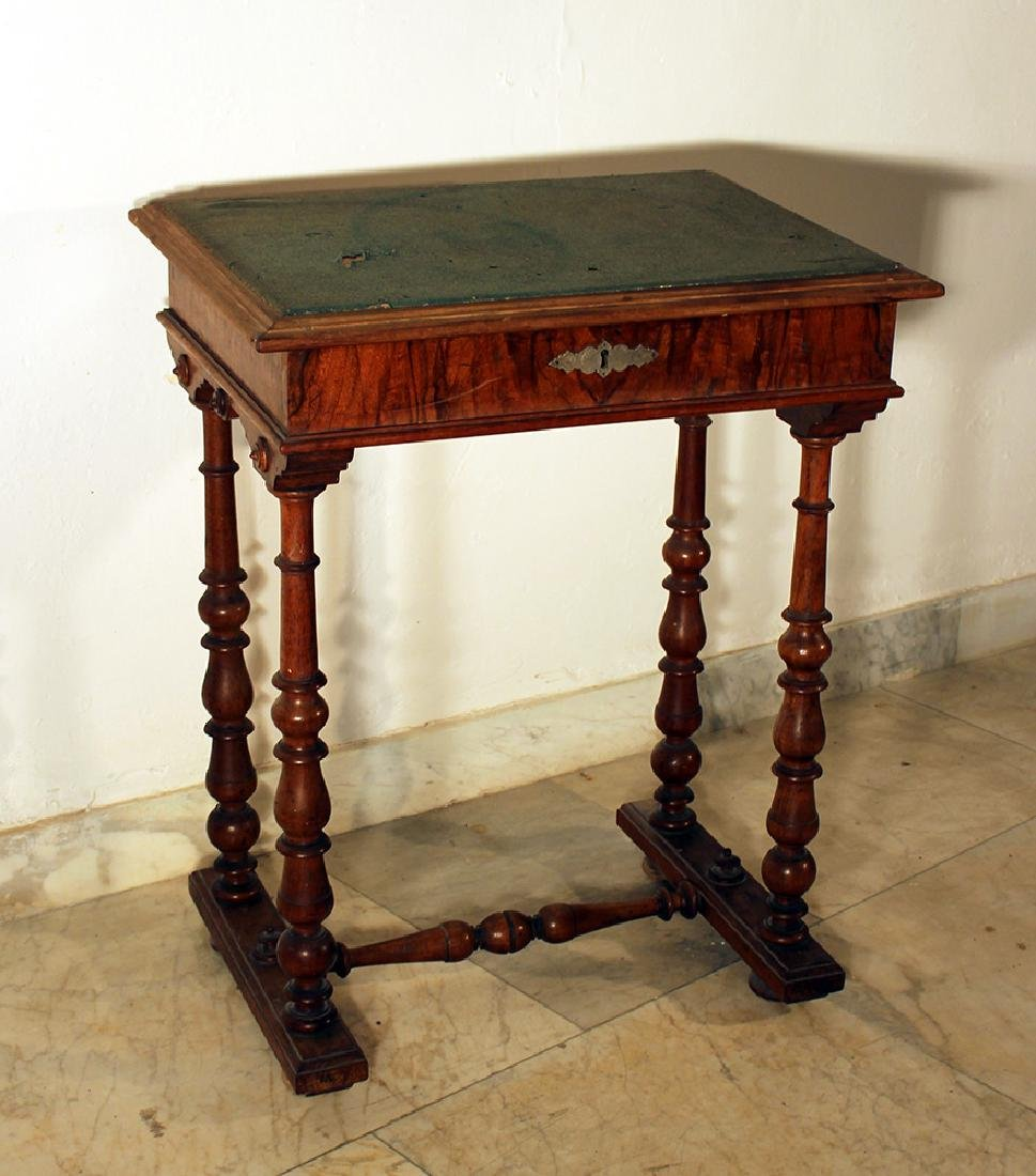 Small working table