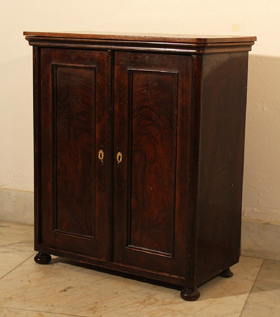 Small miniature armoire