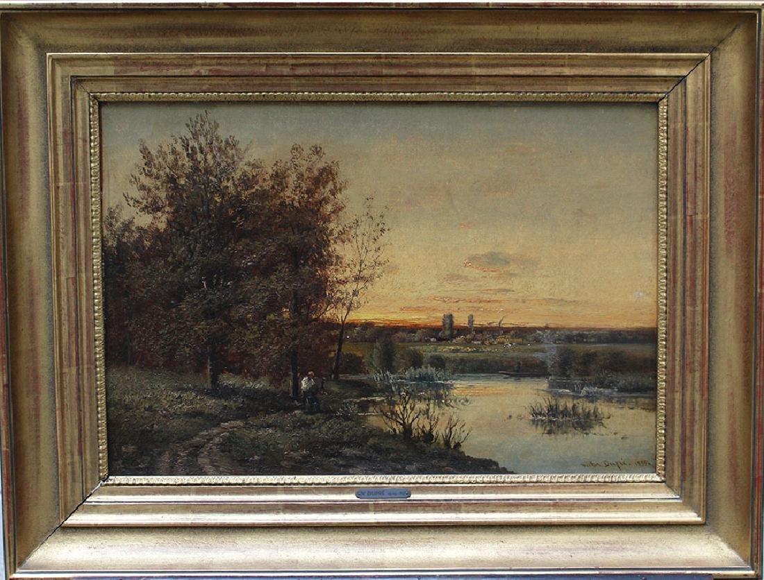 Victor Leon Dupré (1816-1879)