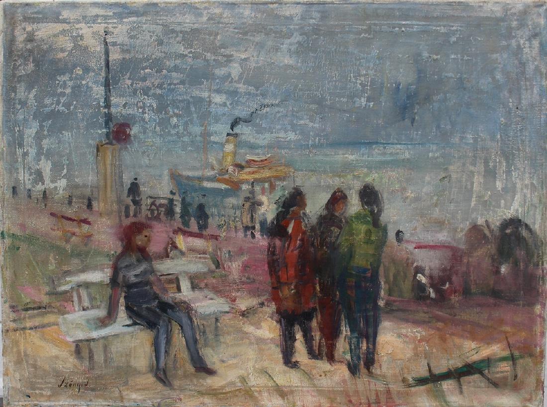 István Sz?nyi (1894-1960)-attributed