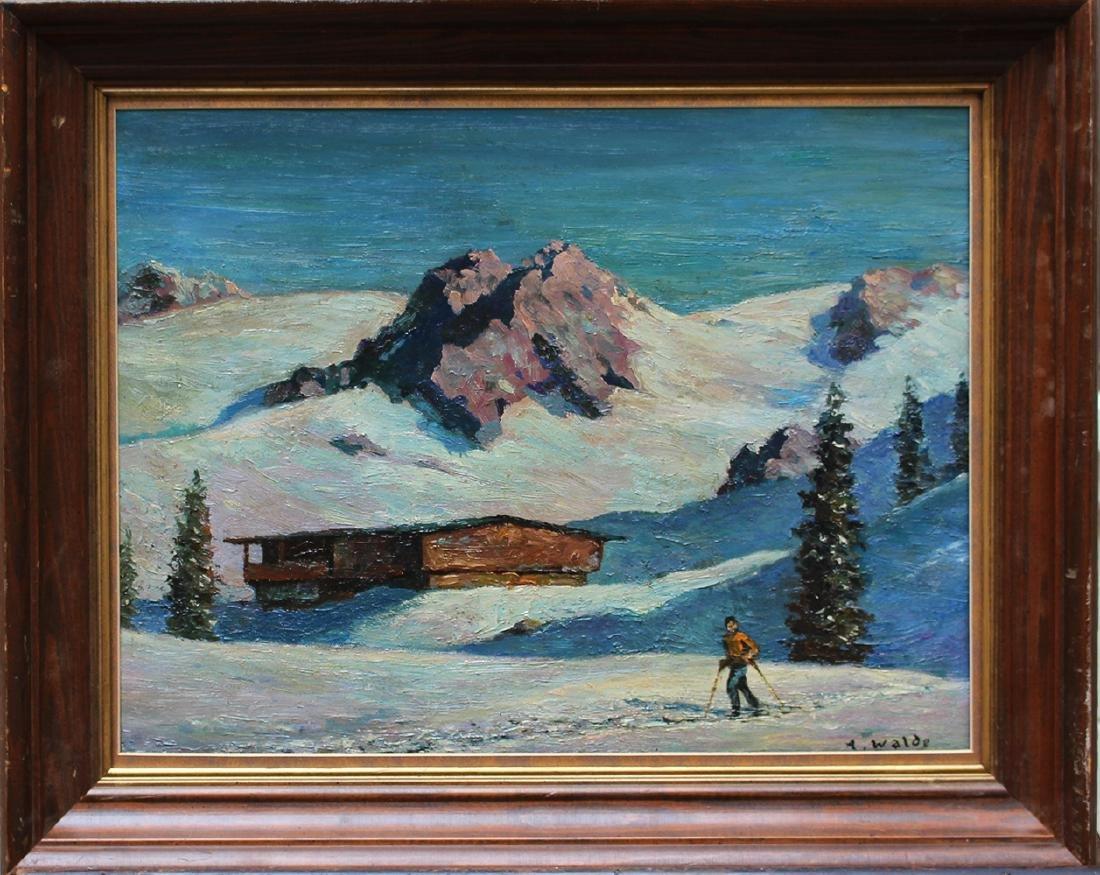 Austrian artist 20th Century