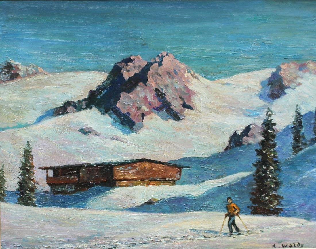 Austrian artist 20th Century - 2