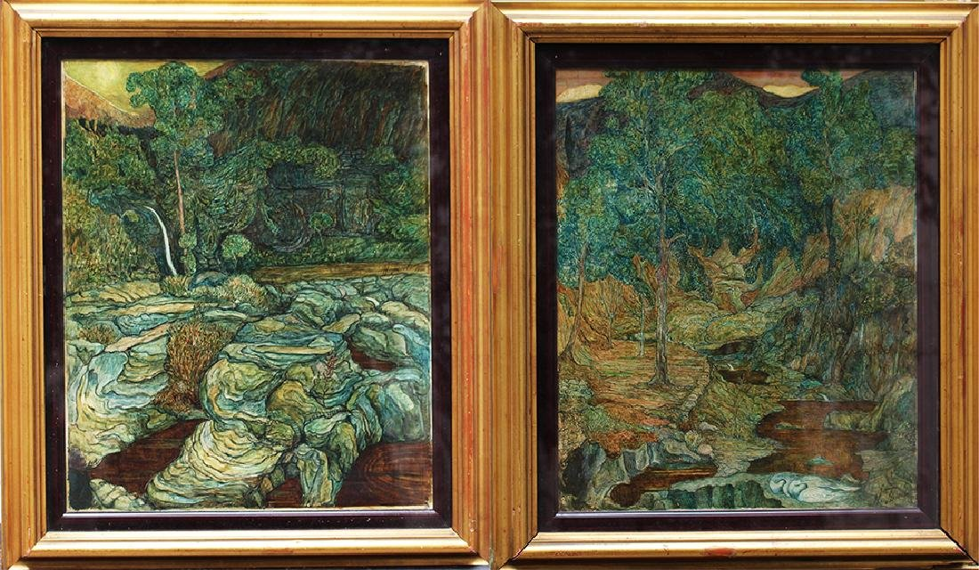 Rudolf Junk (1880-1943)-attributed