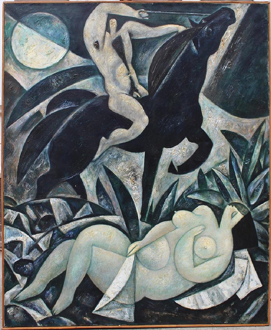 Russian Artist 20. Century