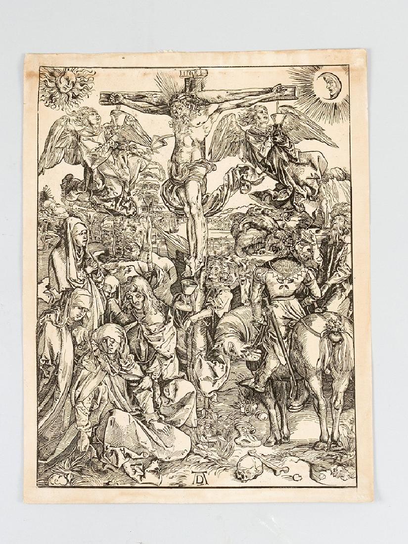 Albrecht Dürer (1471-1528)- Woodcut