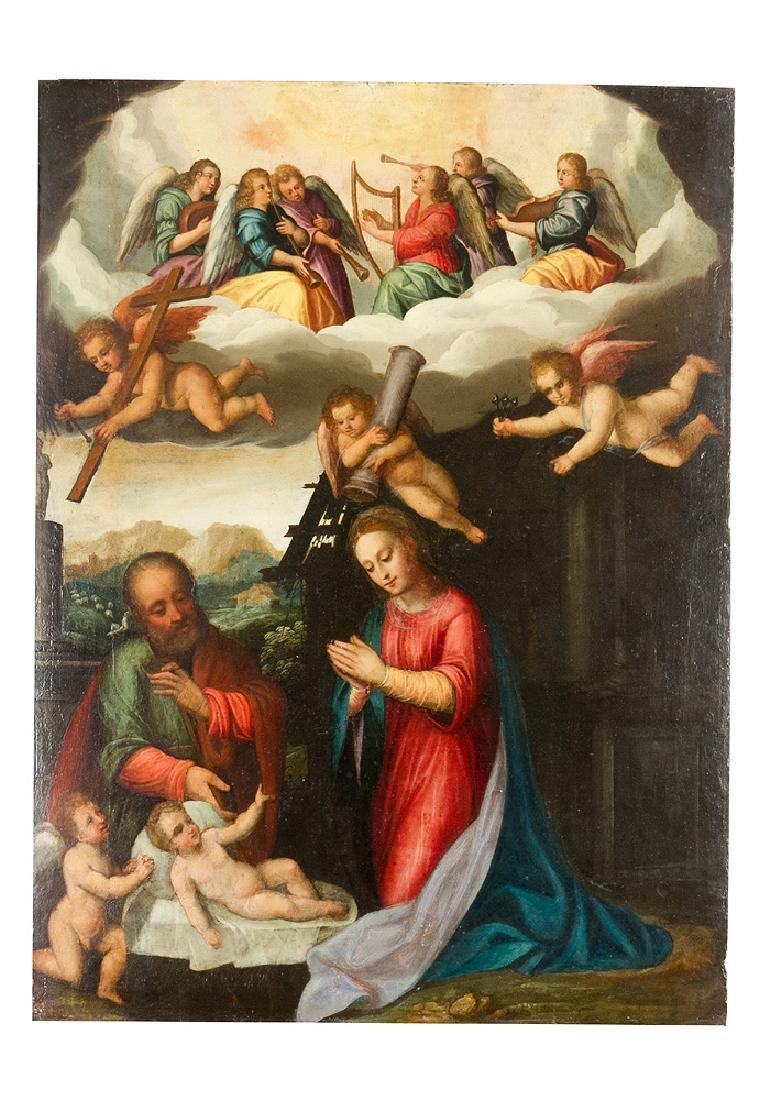 Nord Italian Artist 16 Century