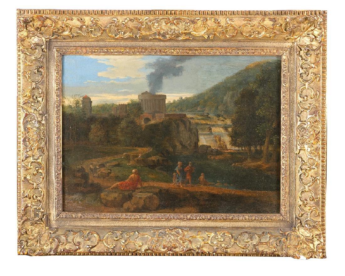 Nicolas Poussin (1594-1665)- cercle
