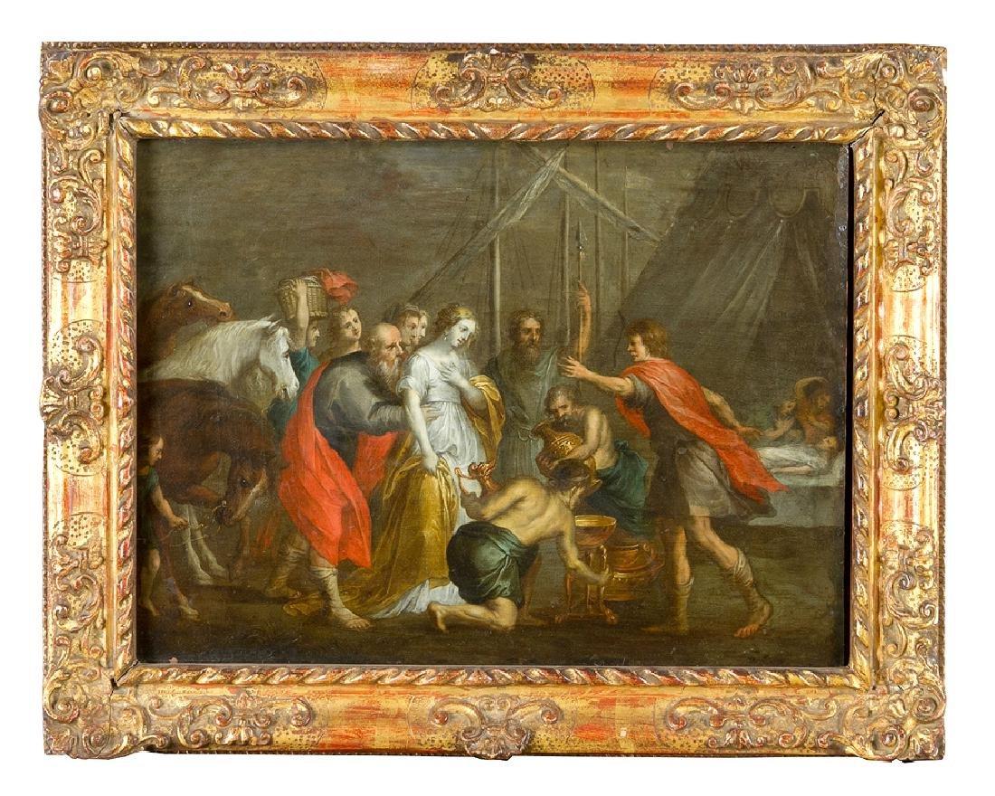 Peter Paul Rubens (1577-1640)-cercle