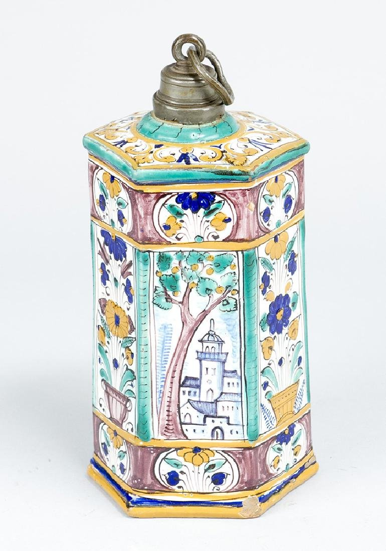 Haban 17. century  Ceramic Flask