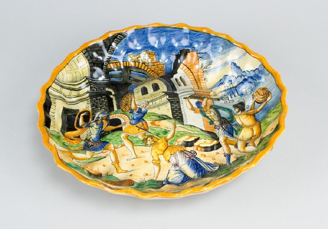 Urbino ceramic bowl