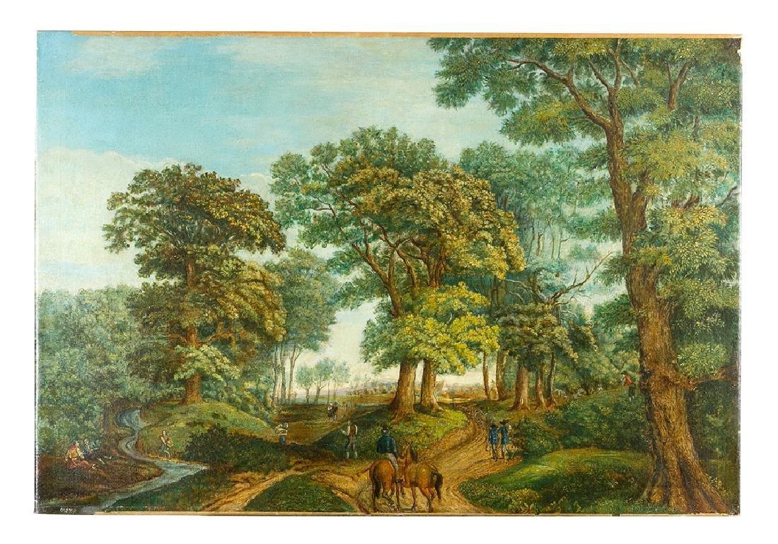 Artist early 19 Century landscape