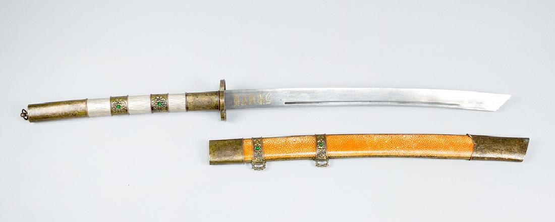 Imperial Chinese sword
