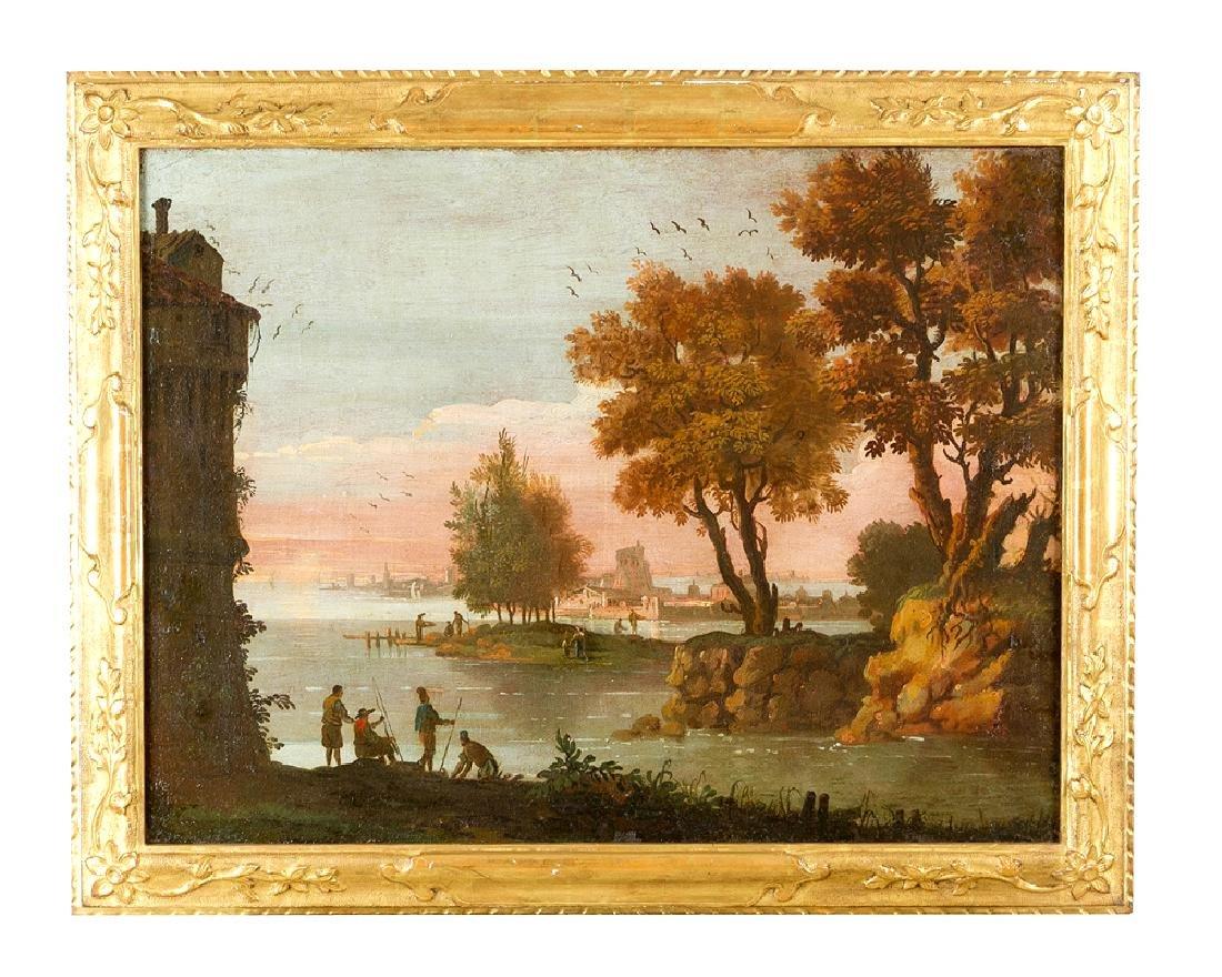 Francesco Zuccarelli (1702-1788)-cercle