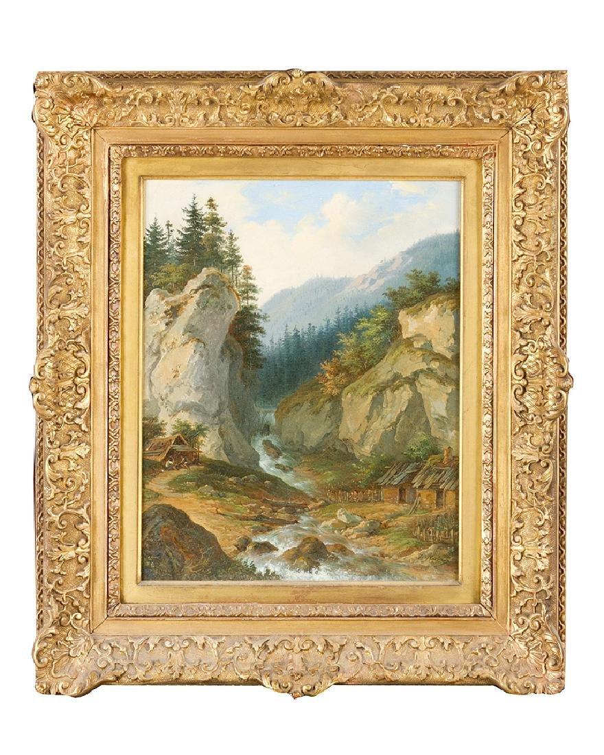 Julius Marak (1832-1899)-attributed