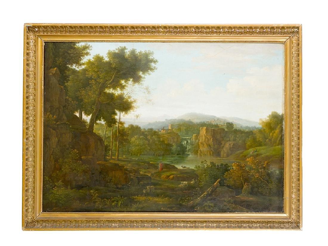 Jean-Victor Bertin (1767-1842)-attributed