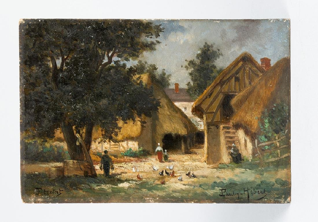 Edmont Ernest Pauline Hebert (born:1824)