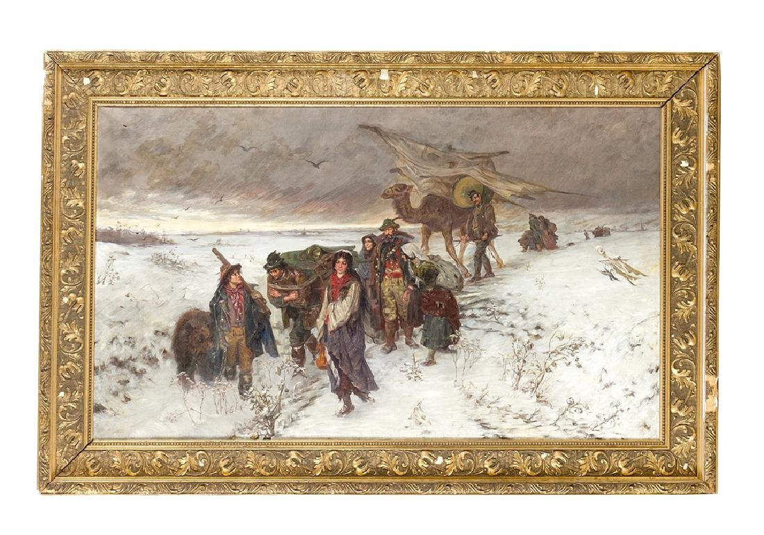 Polish Artist 19th Century