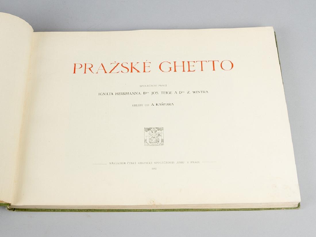 Prager Ghetto Book (1902)