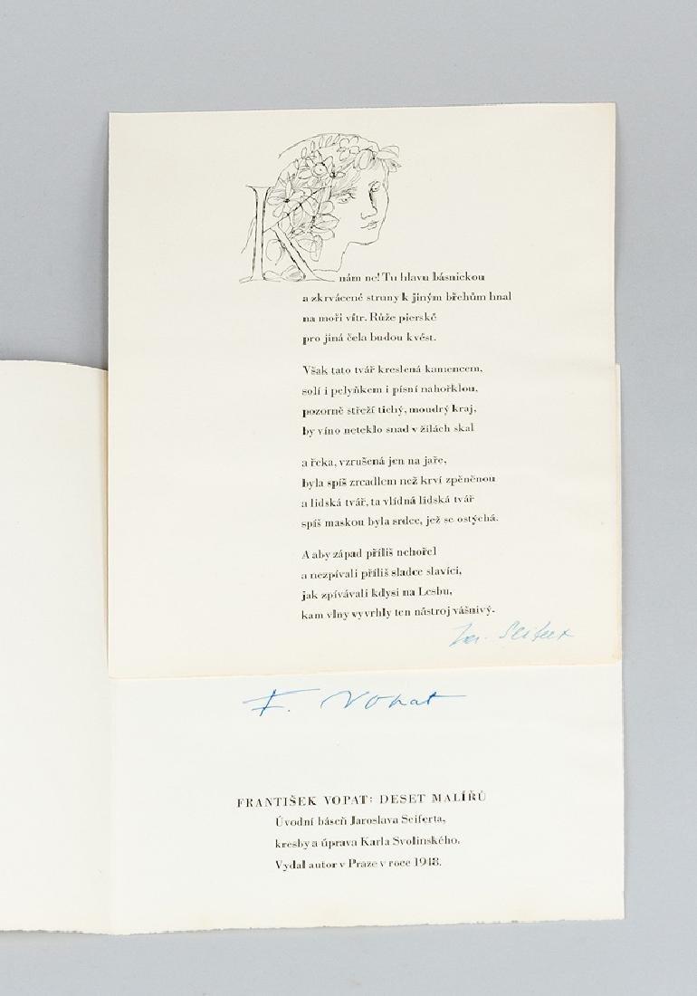 Frantisek Vopat Folder (1948)