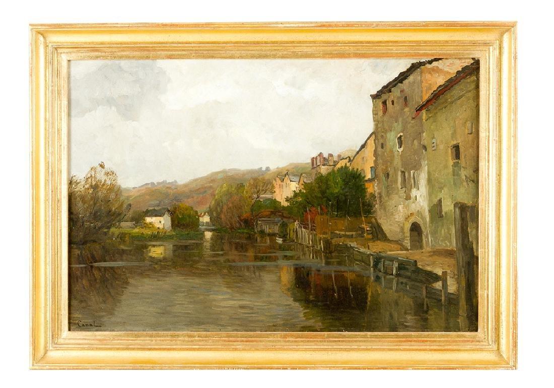 Gilbert Canal (1849-1927)