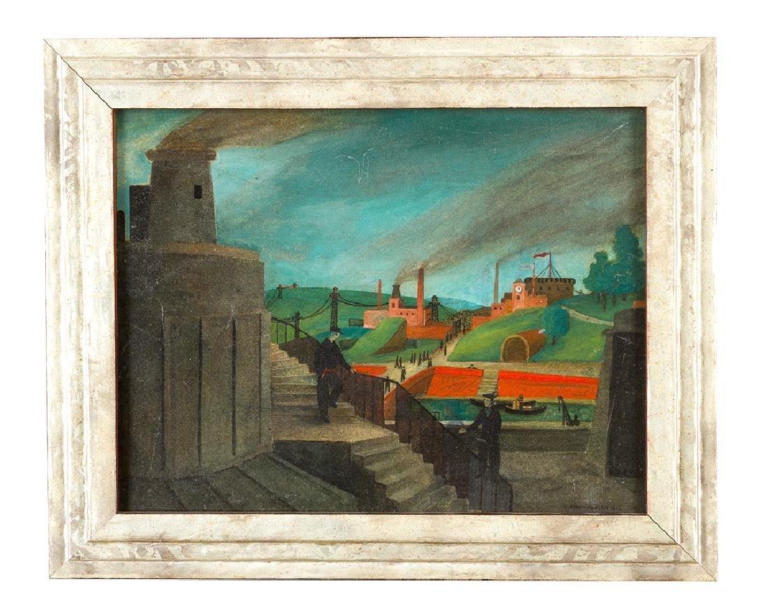 Bernhard Klein (1888-1967)-attributed