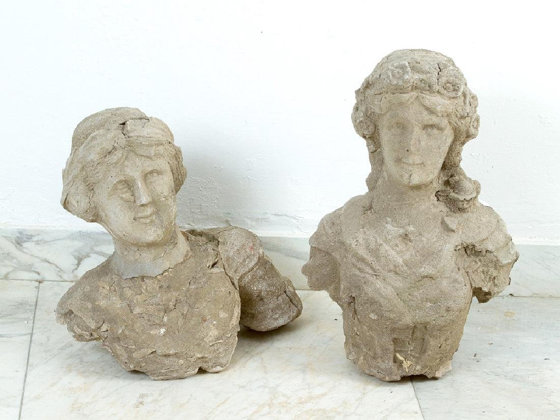 Two Busts