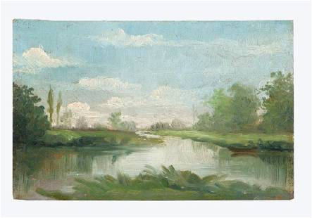 John Constable (1776 -1837 )- attributed