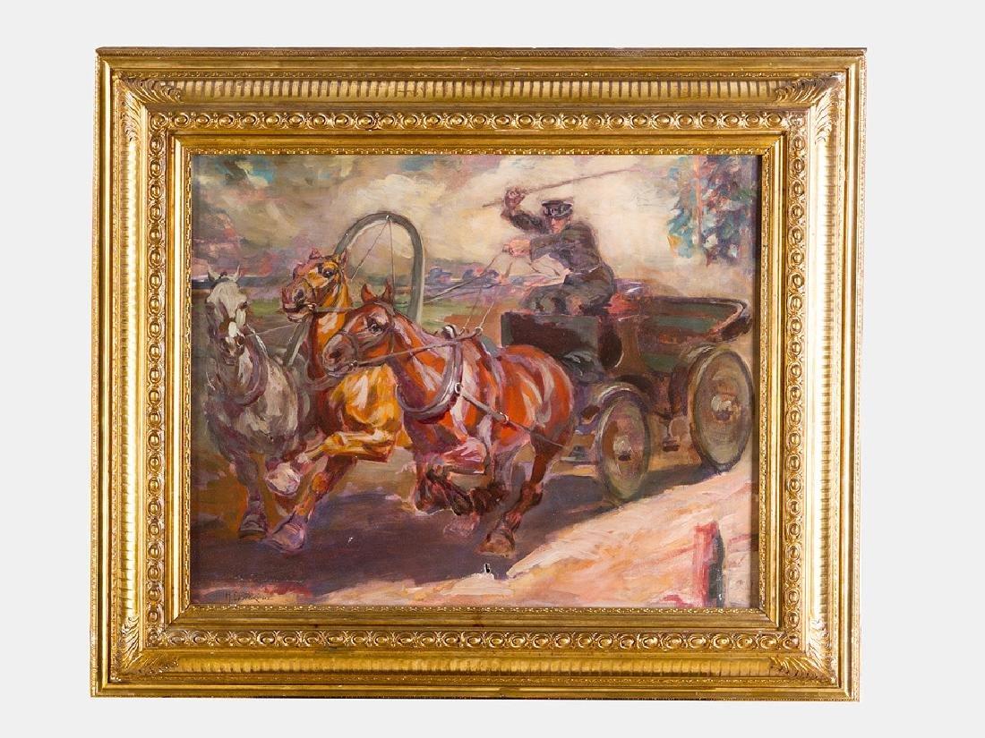 Russian Artist around 1900