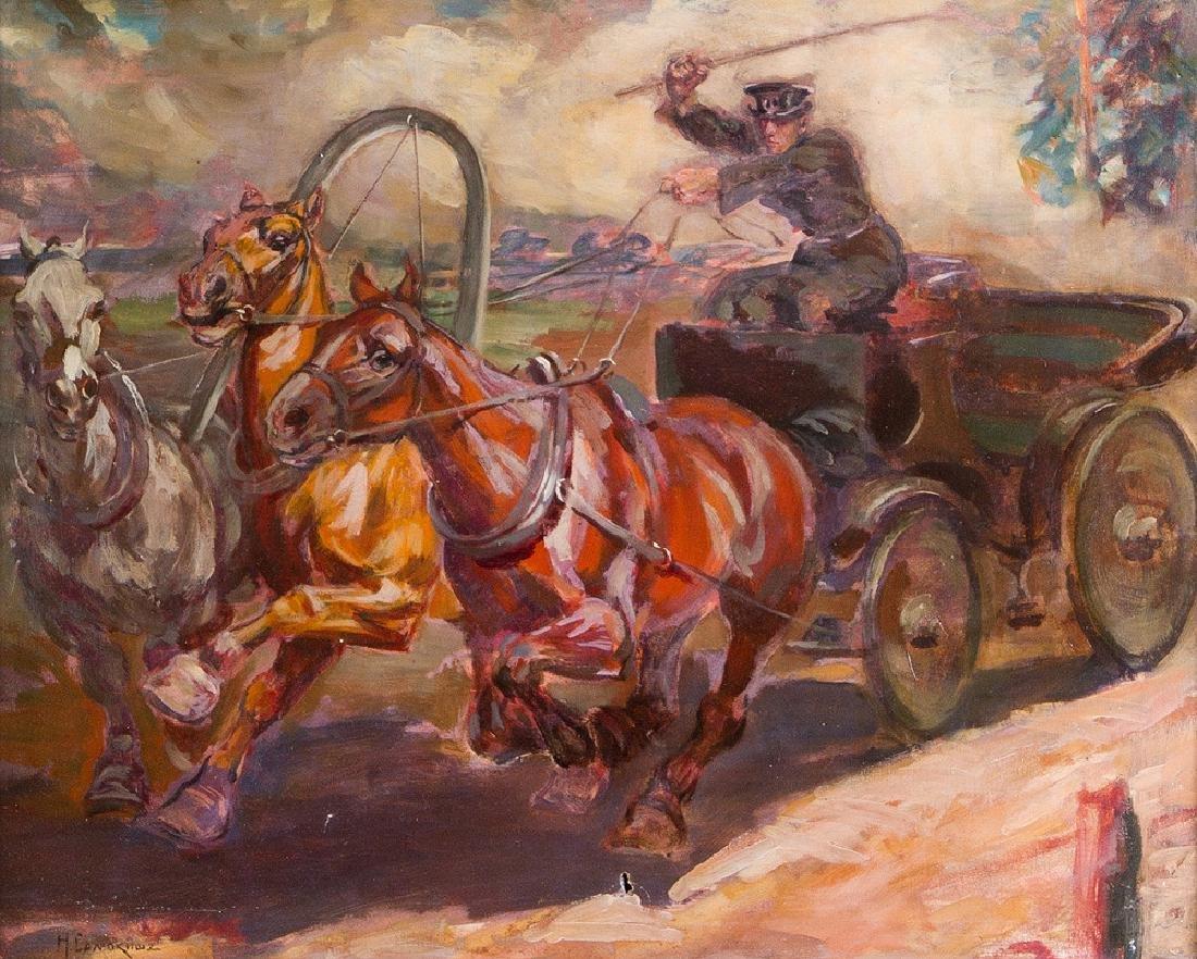 Russian Artist around 1900 - 2