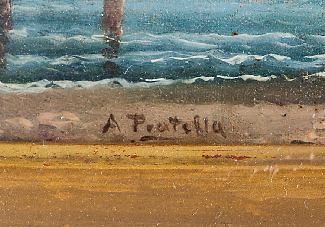Attilio Pratella ( 1856 - 1949 )-attributed - 3