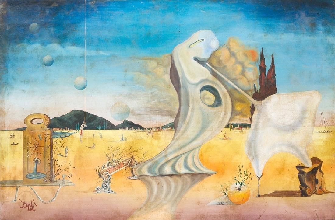Salvador Dalí  (1904 – 1989)- after - 2
