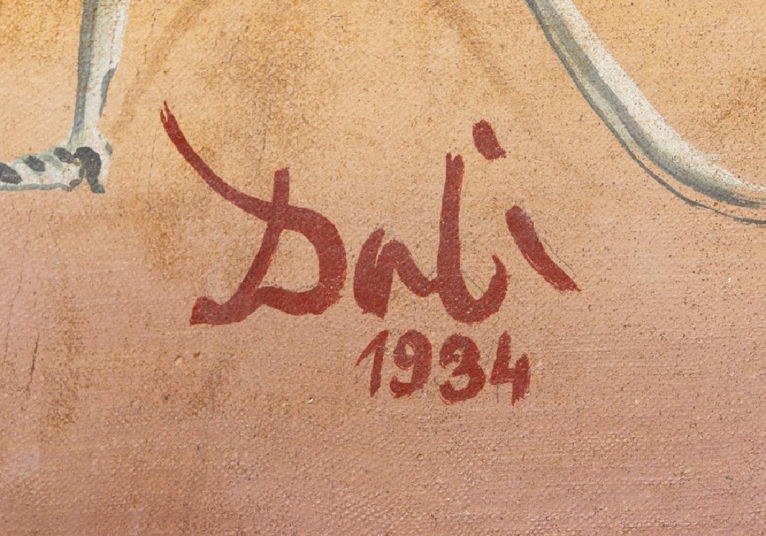 Salvador Dalí  (1904 – 1989)- after - 3