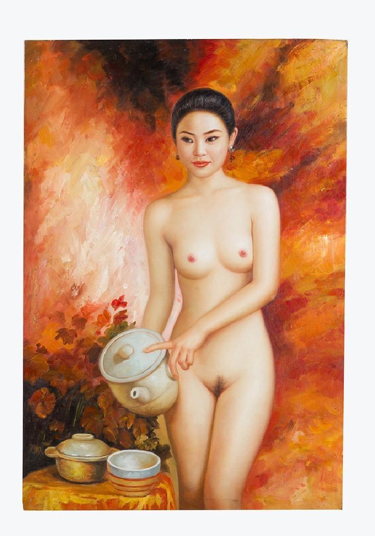Chinese Artist 20th Century