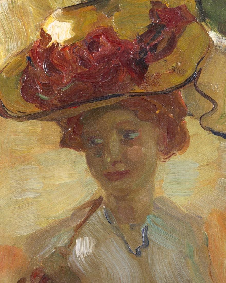 Leo Putz (1869-1940)- attributed - 3