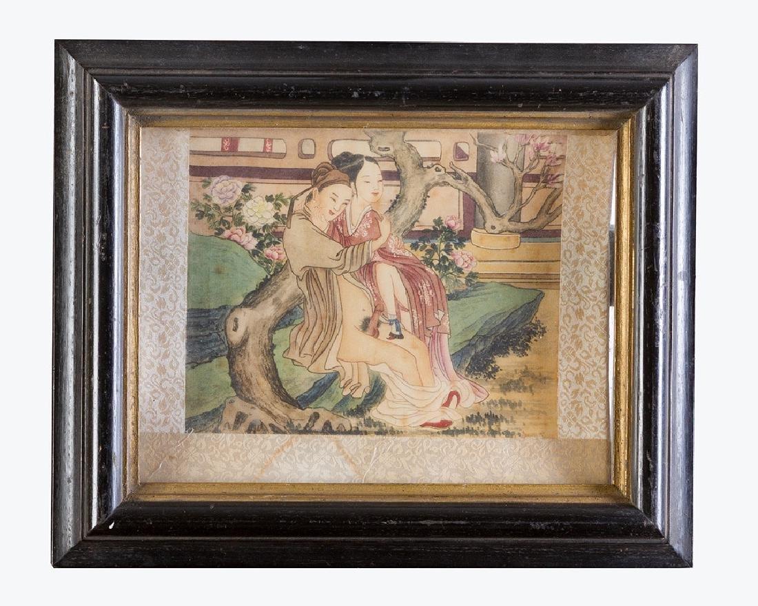 Chinese Erotic Painting