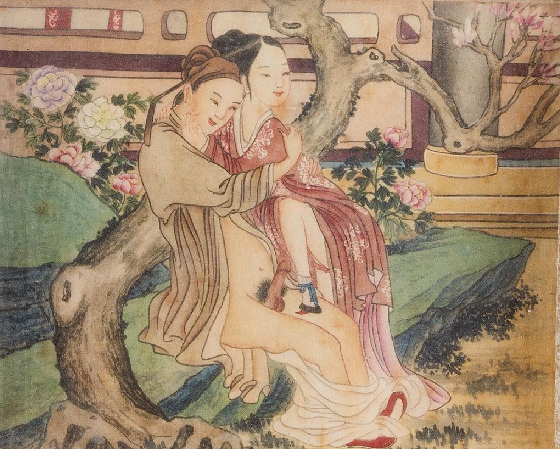 Chinese Erotic Painting - 2