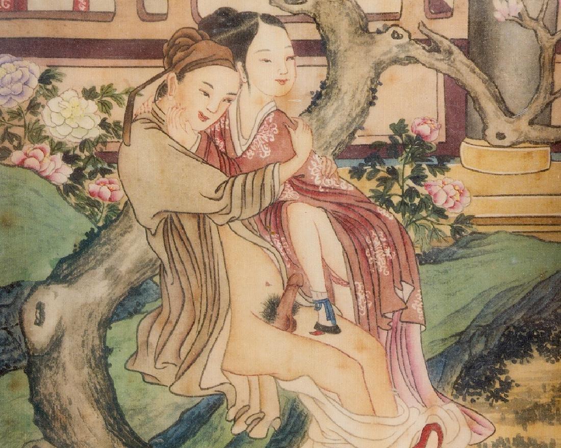 Chinese Erotic Painting - 3