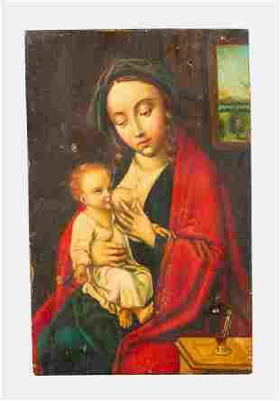 Ambrosius Benson (1495-1550)-school